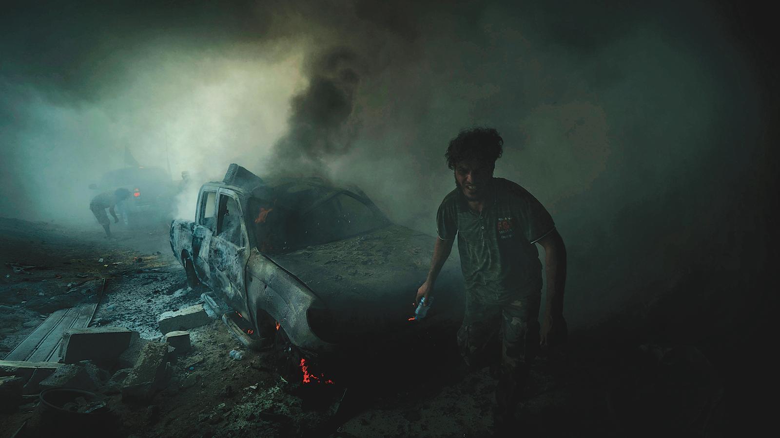 Líbia: el crepuscle del califat