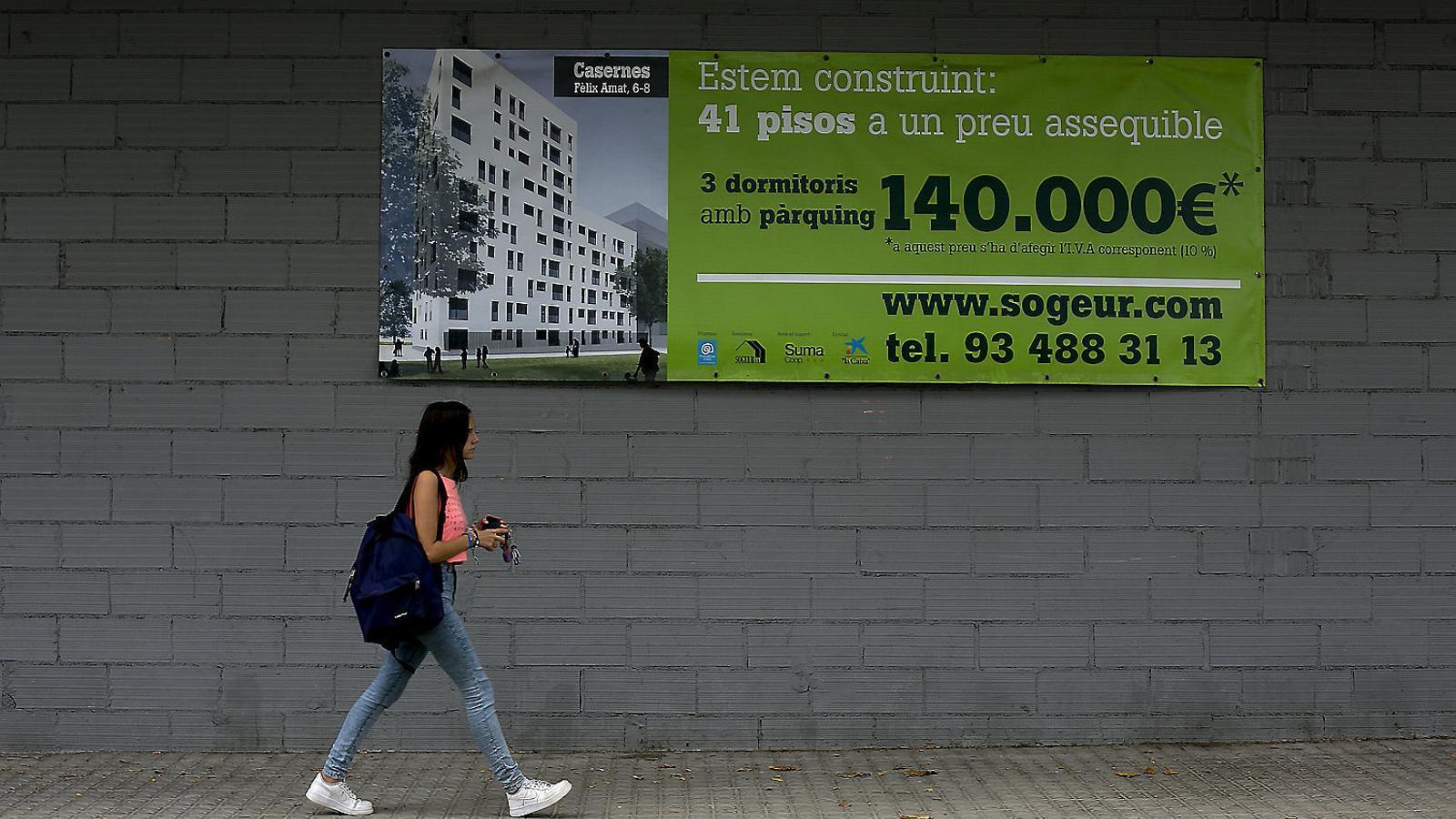 Primera victòria per als afectats per les hipoteques IRPH: l'advocat de la UE diu que es poden anul·lar per abusives