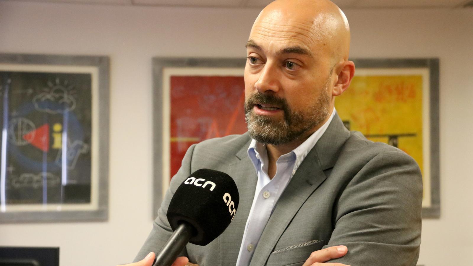 Saül Gordillo presidirà la CCMA després d'un pacte entre JxCat, ERC, Ciutadans i el PSC