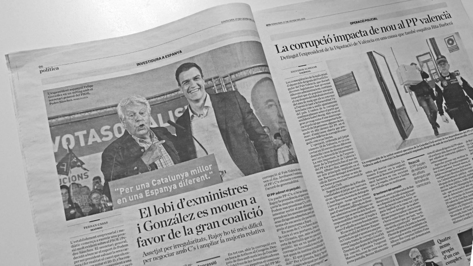 L'editorial d'Antoni Bassas: El bé comú