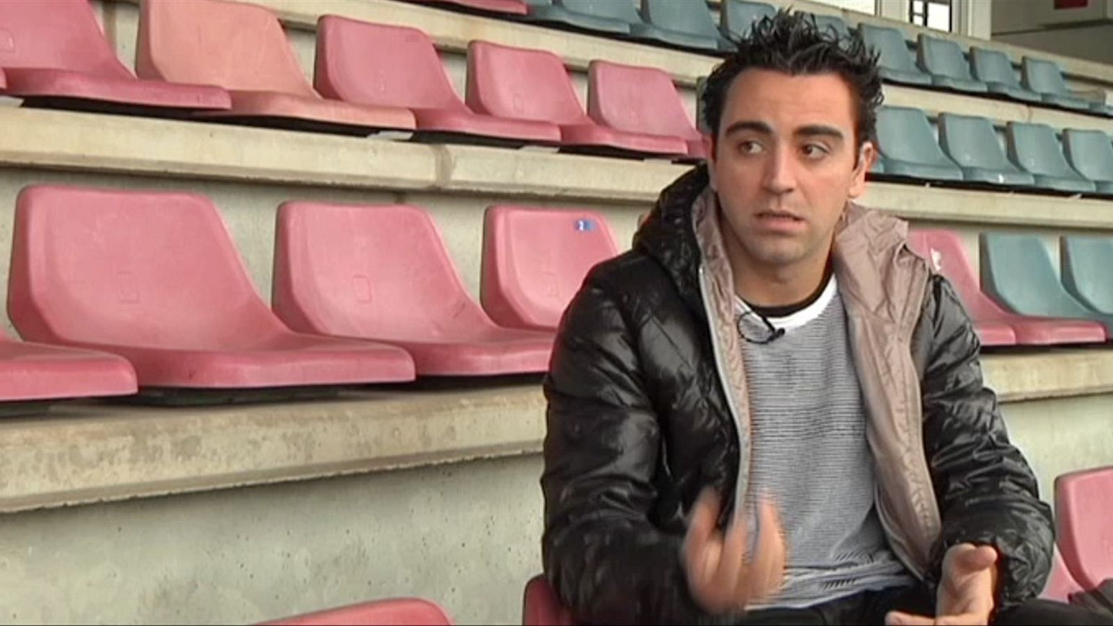 Entrevista a Xavi Hernández (i 2)