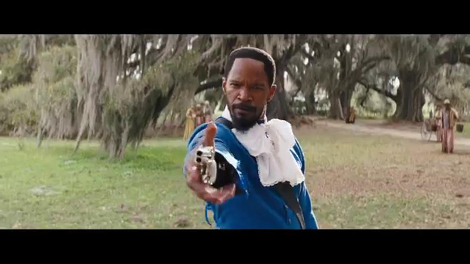 Primer tràiler de 'Django desencadenado', el nou film de Quentin Tarantino
