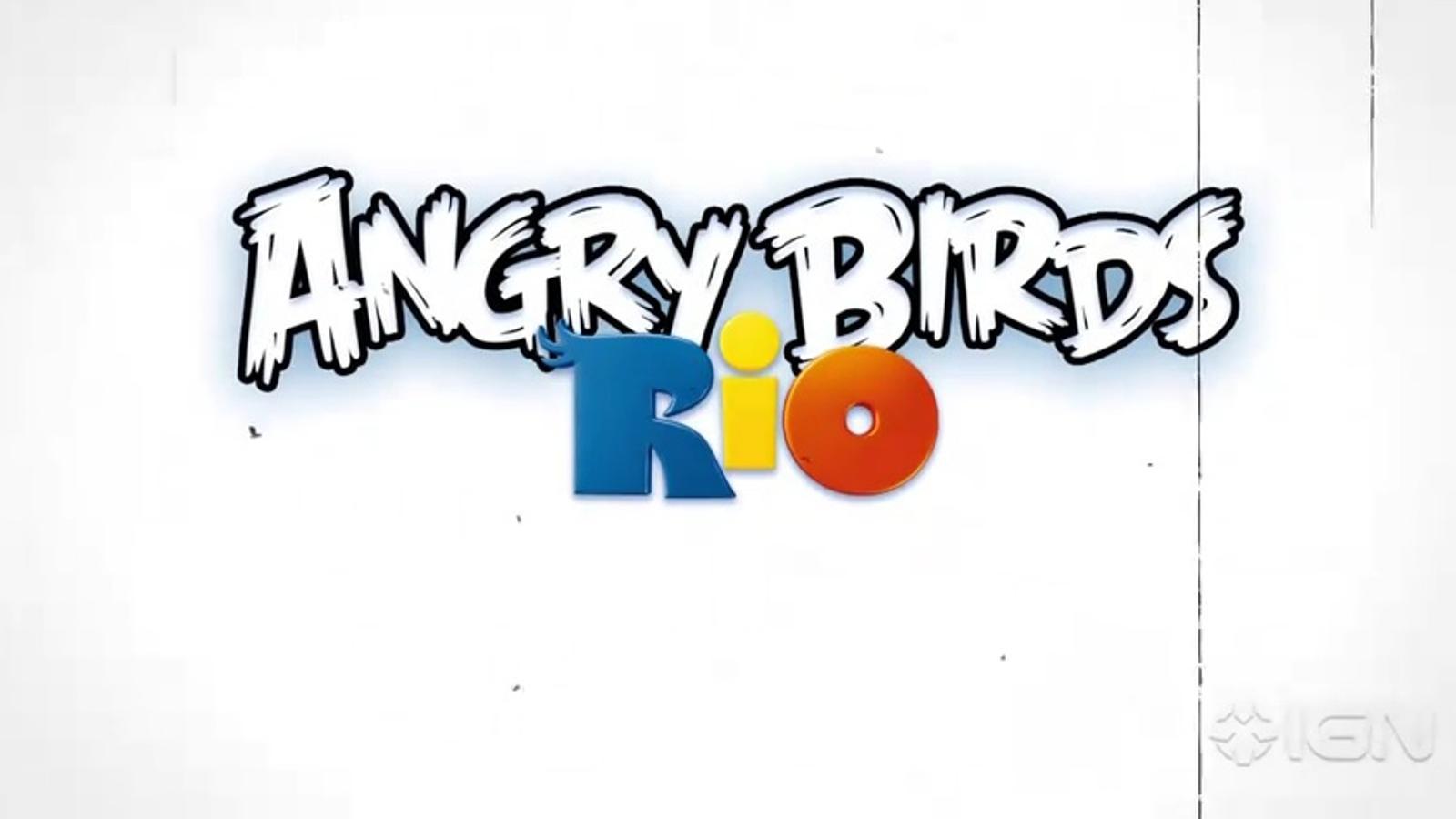 El joc 'Angry Birds Rio' aconsegueix 10 milions de descàrregues en 10 dies
