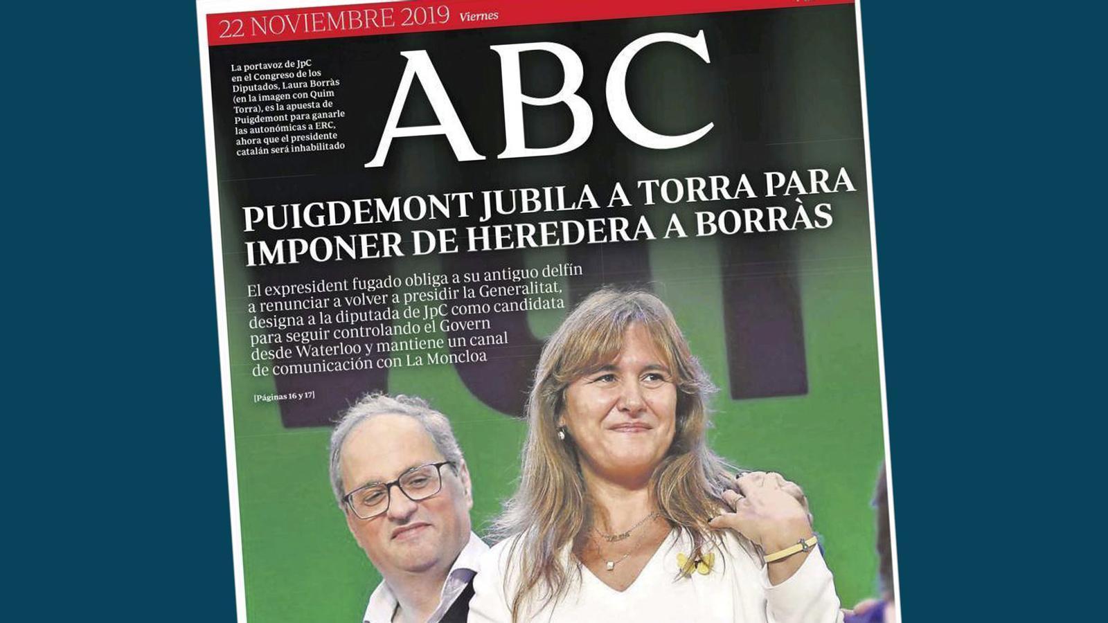 L'anàlisi d'Antoni Bassas: 'Laura Borràs, investigada i a la diana'