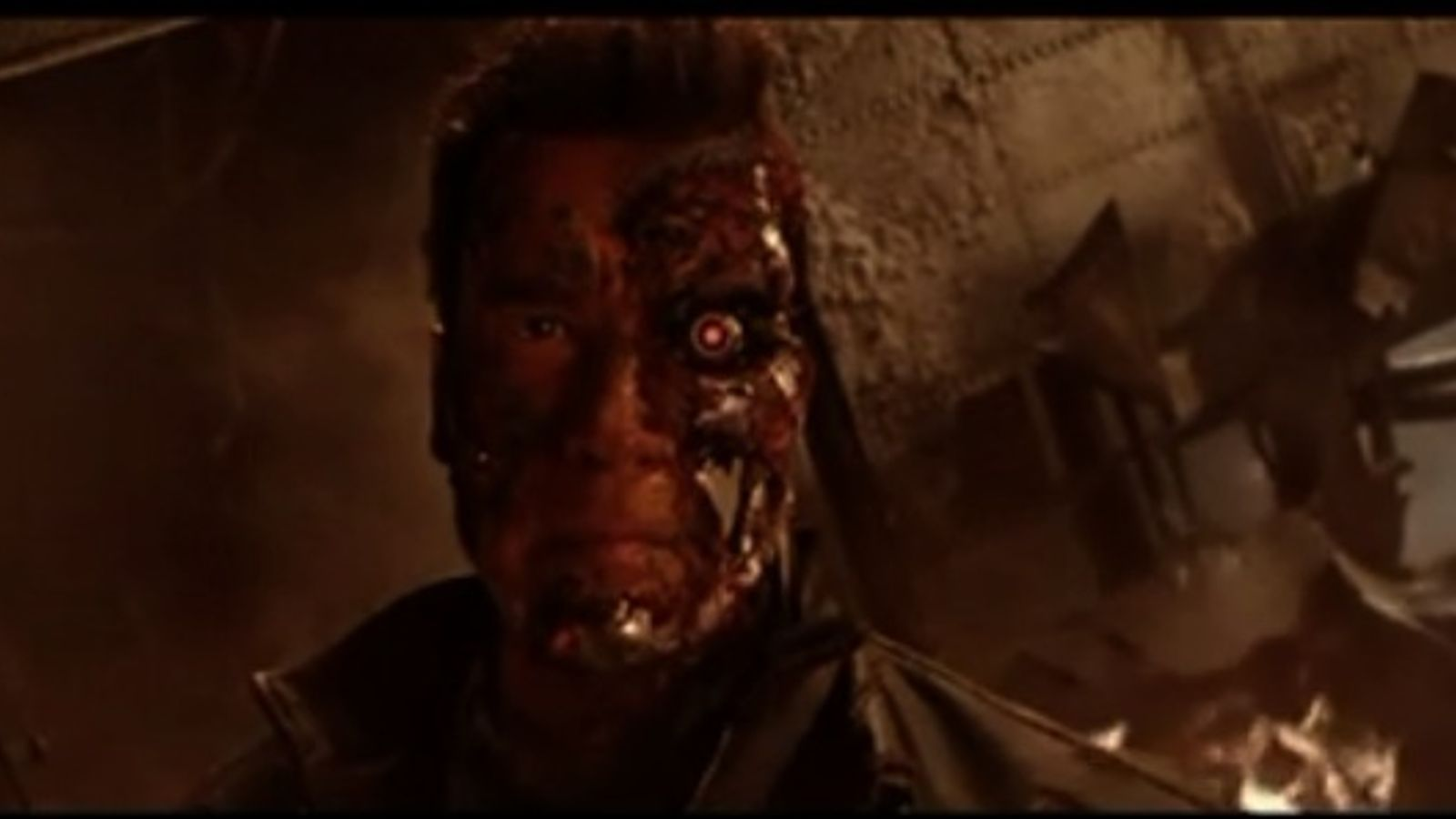 I'll be back, Arnold Schwarzenegger