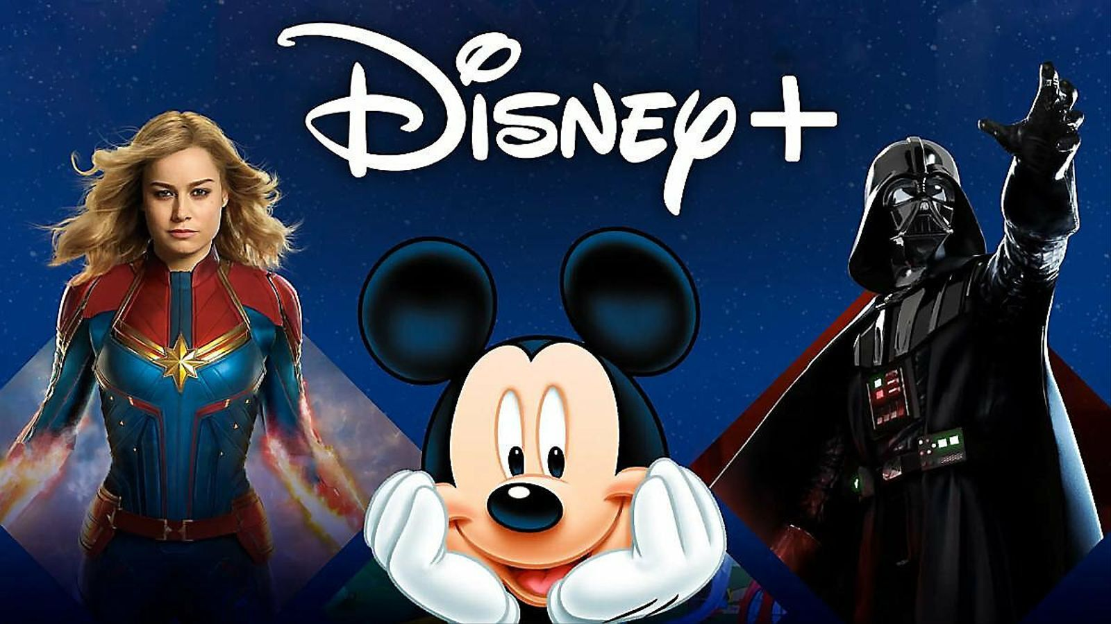 Disney+ formarà part  de Movistar a Espanya