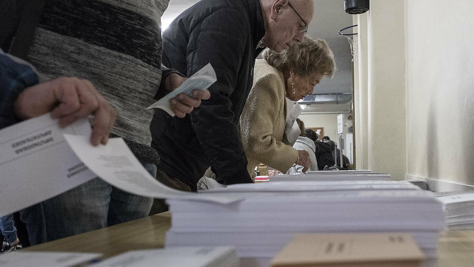 Els ciutadans  també voten coalicions