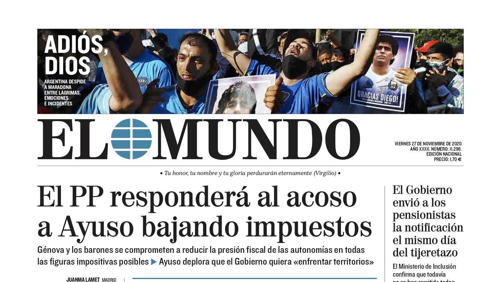 El Mundo 27/11