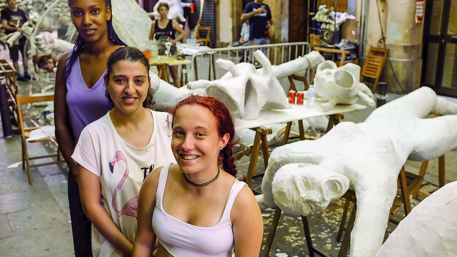 D'estrelles dels Special  Olympics a pregoneres a Gràcia