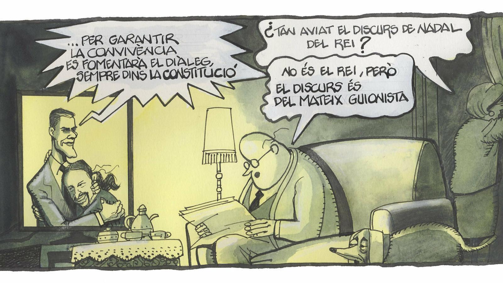 'A la contra', per Ferreres 17/11/2019