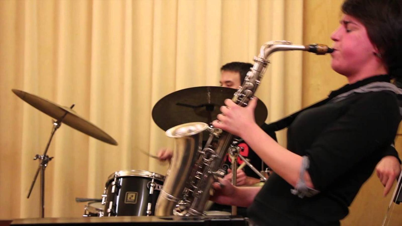La saxofonista Irene Reig presenta el seu primer disc 'Views'