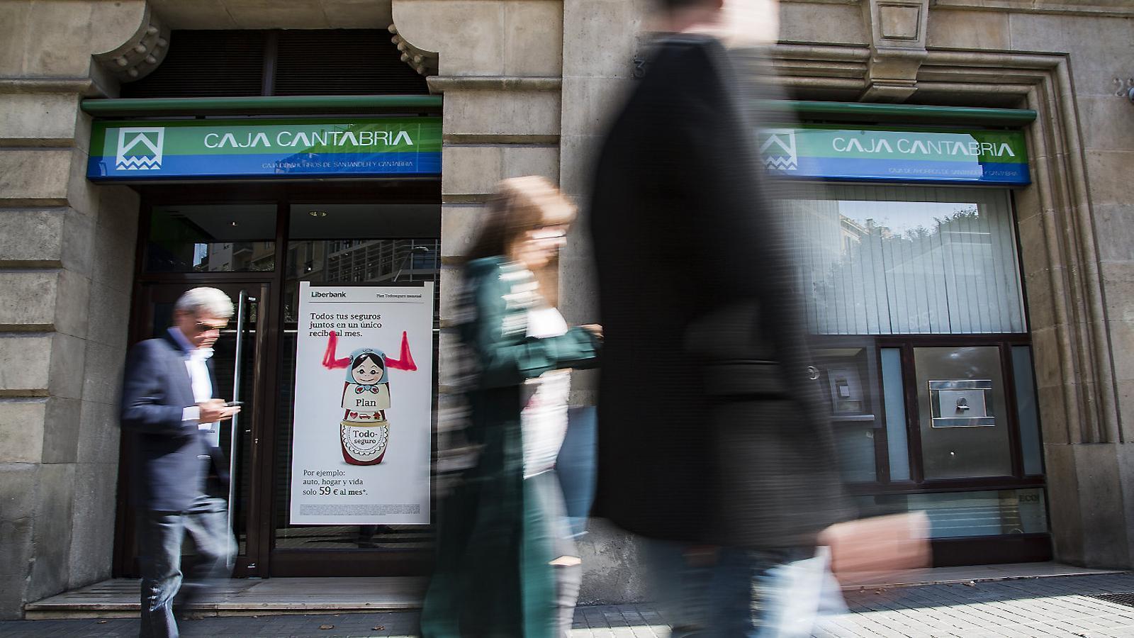 Liberbank perd un 17% més  en borsa i agreuja la seva caiguda