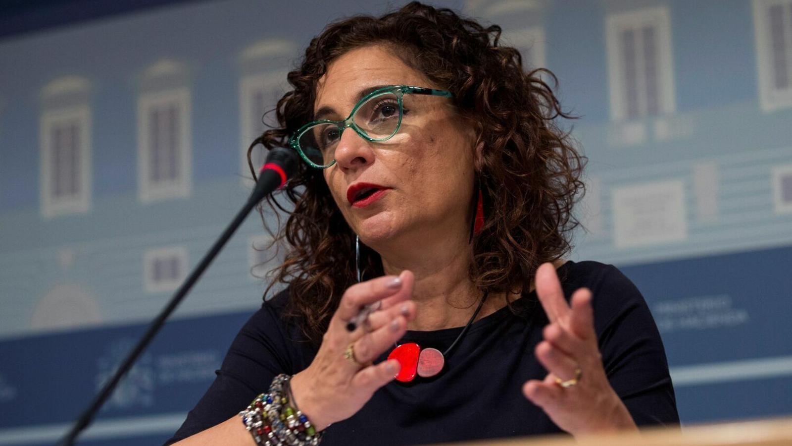 EN DIRECTE | Roda de premsa de la ministra d'Hisenda després de presentar els pressupostos de l'any vinent al Congrés