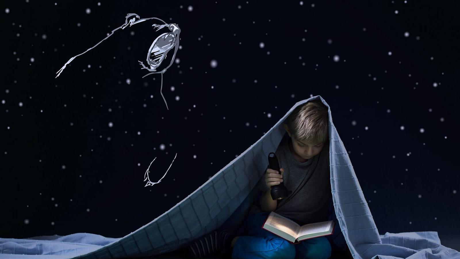 Nens que devoren llibres / GETTY
