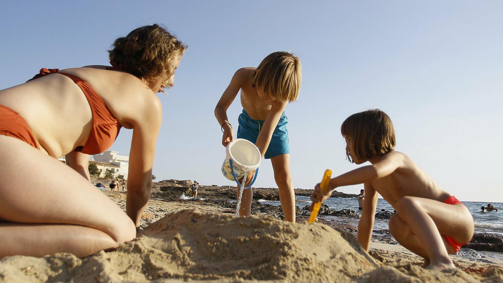 Vacances d'estiu amb criatures