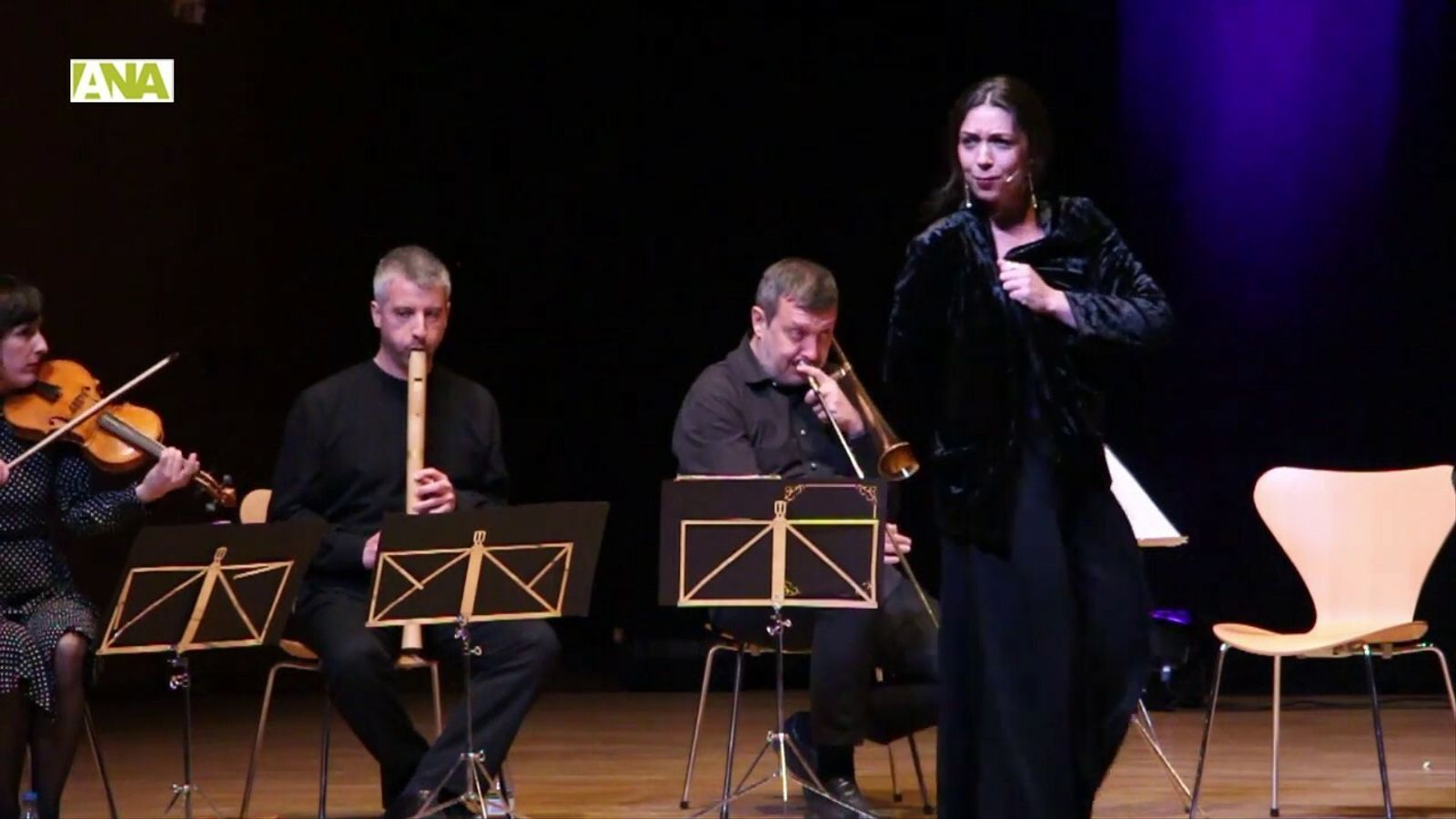 Flamenc i barroc per trencar amb l'estructura clàssica musical