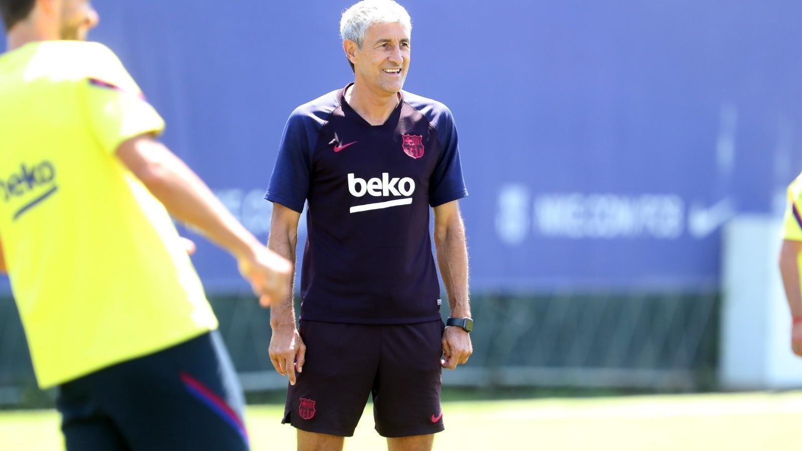 Barcelona es prepara per acomiadar-se del seu derbi
