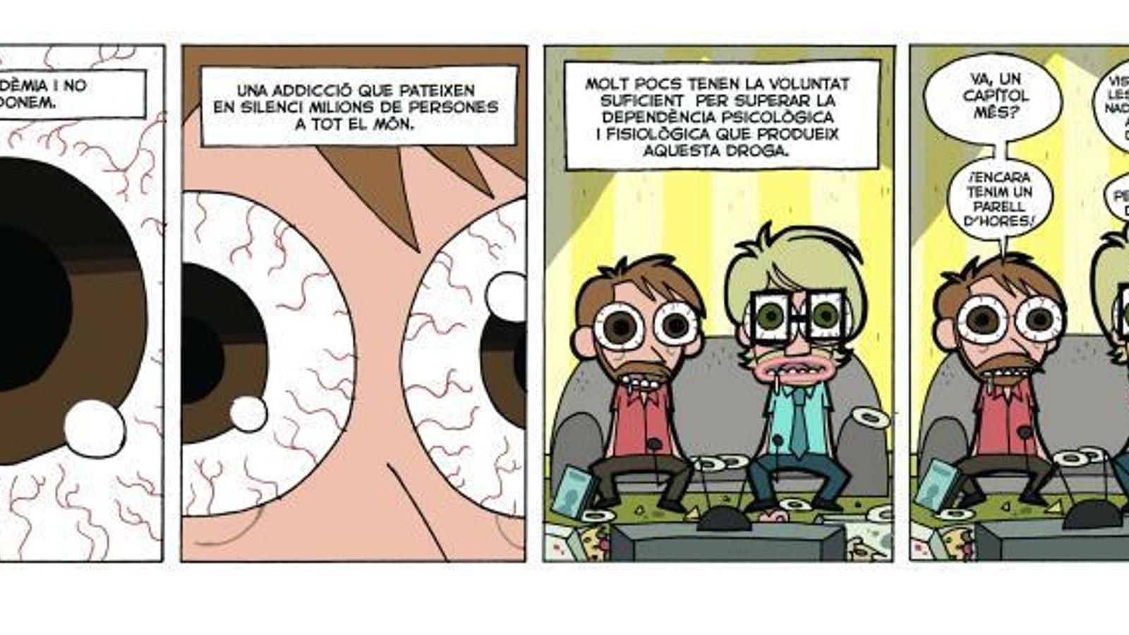 Els Òscars i Guillem Dols 11/09/2011