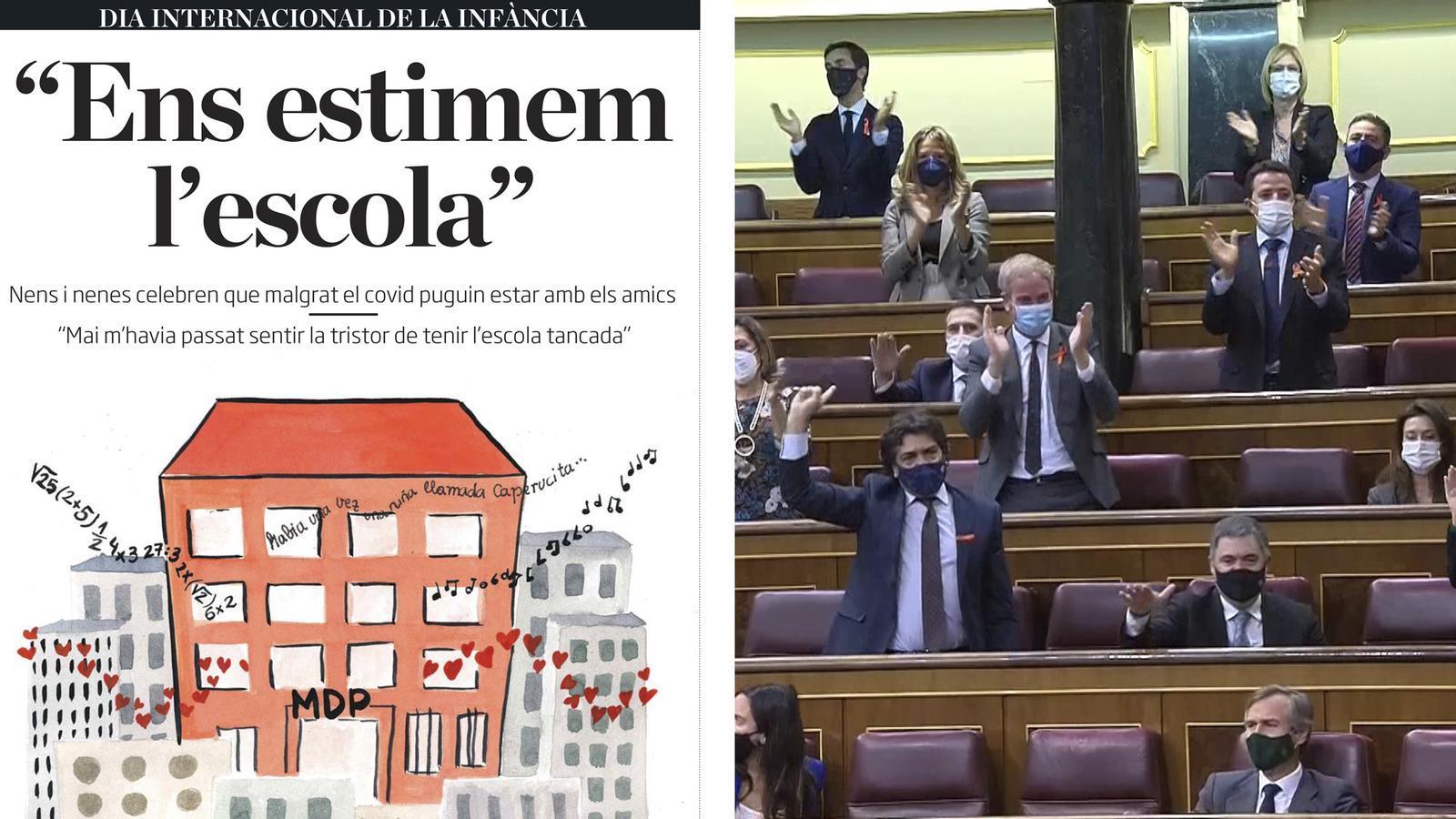 L'anàlisi d'Antoni Bassas: 'La dissort de l'educació a Espanya'