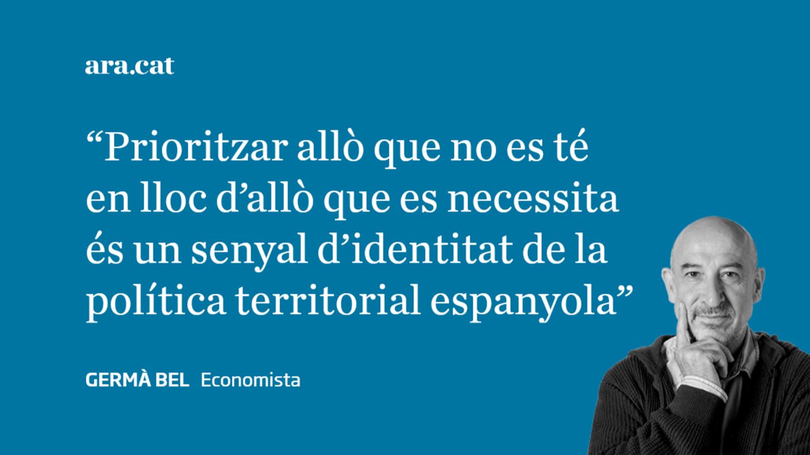 L'Espanya buidada... i Catalunya també?