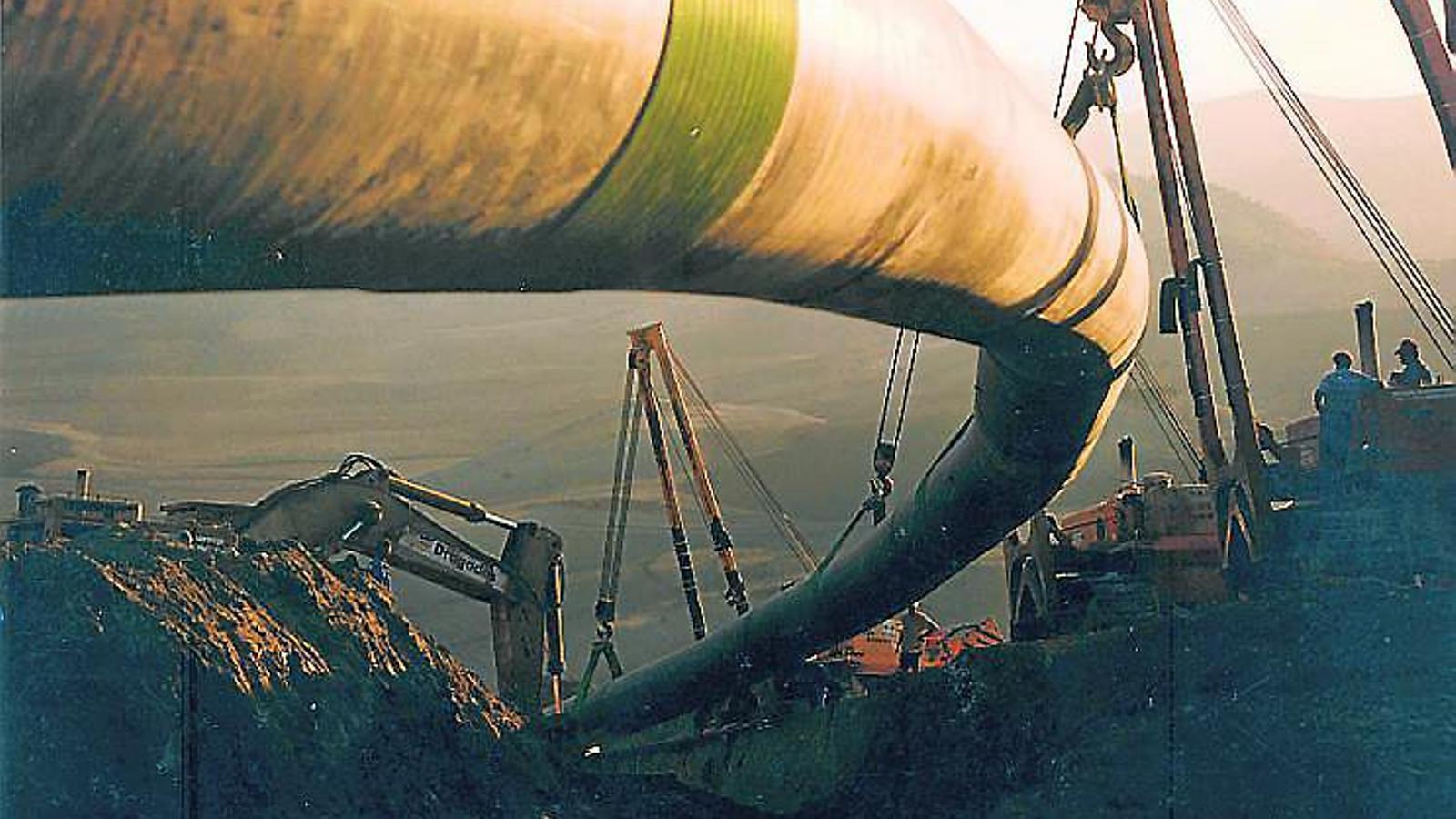 Gas Natural porta el govern espanyol als tribunals