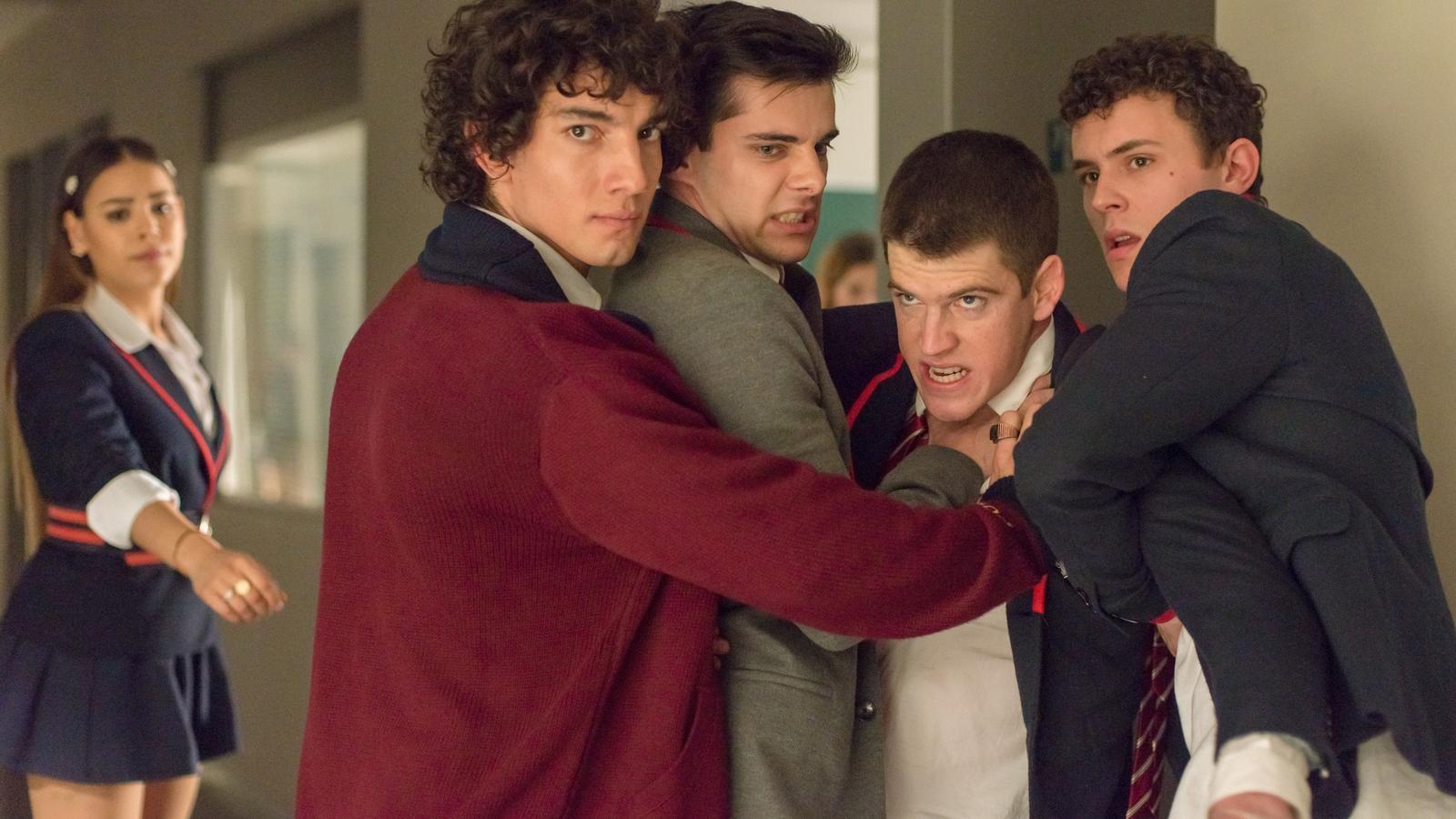 'Élite' estrenarà la seva tercera temporada al març