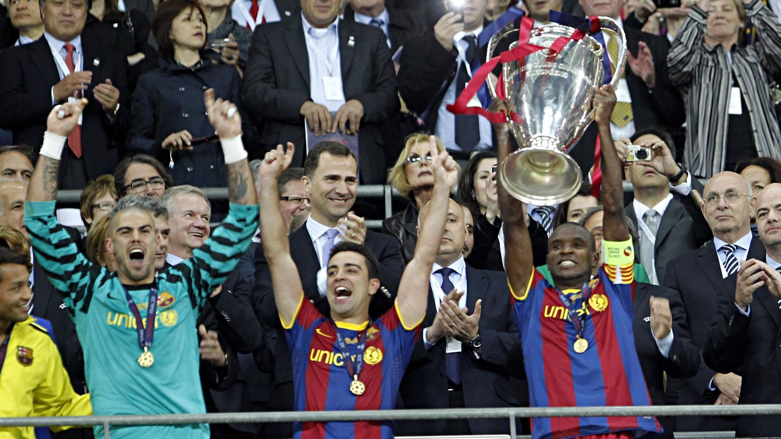 El final del Barça