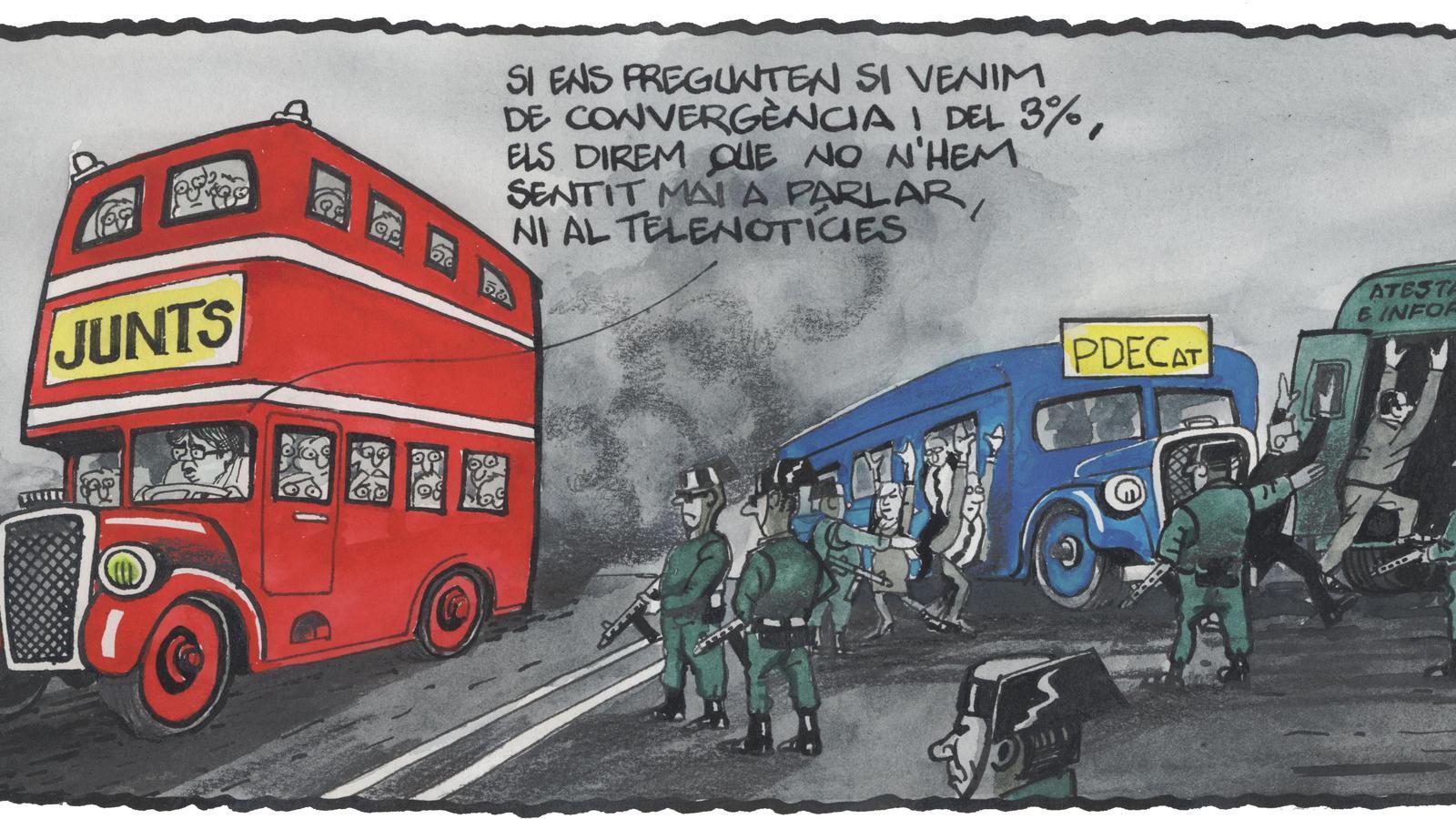 'A la contra', per Ferreres 06/08/2020