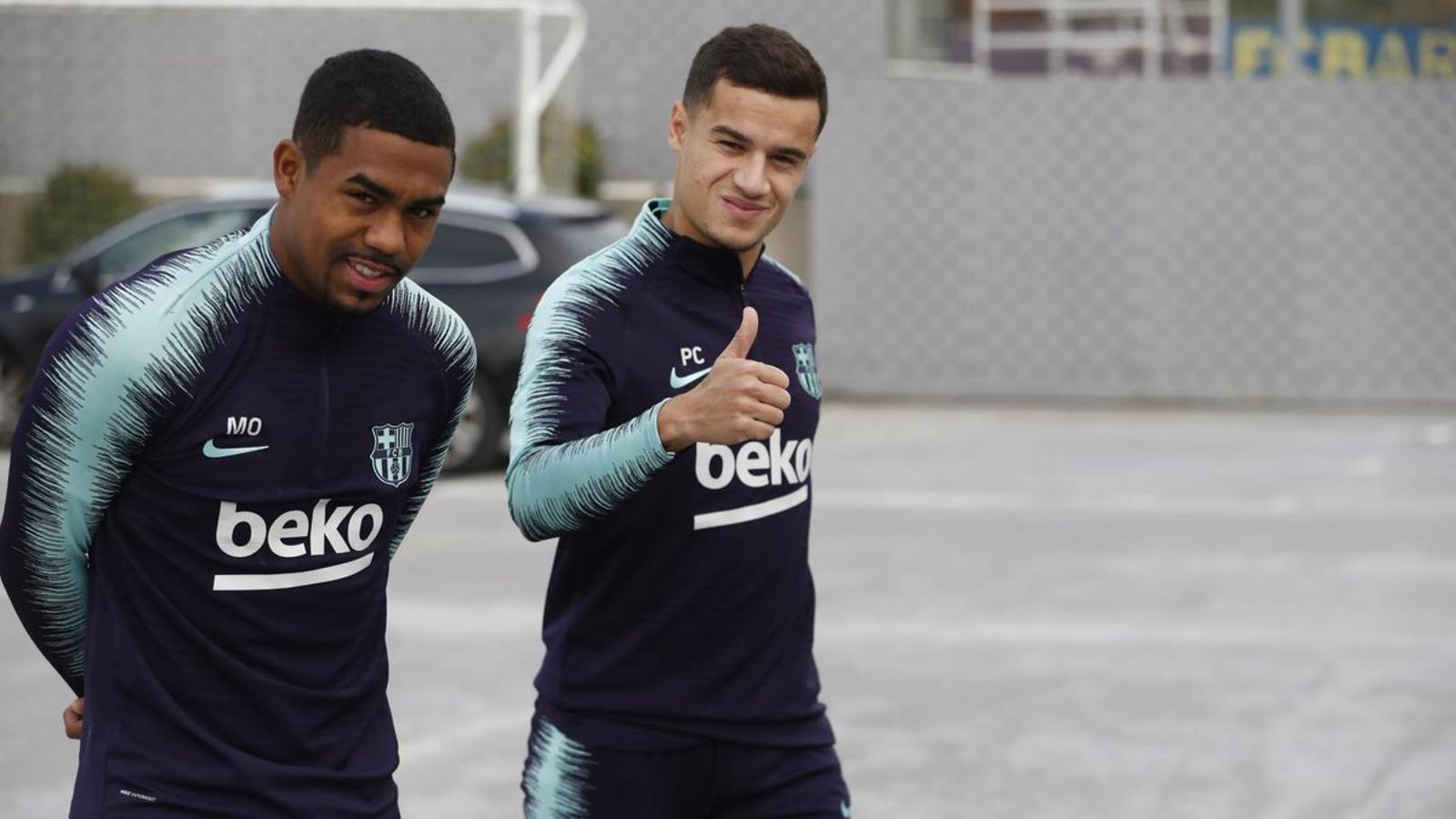El Barça torna a la feina a l'espera dels últims internacionals