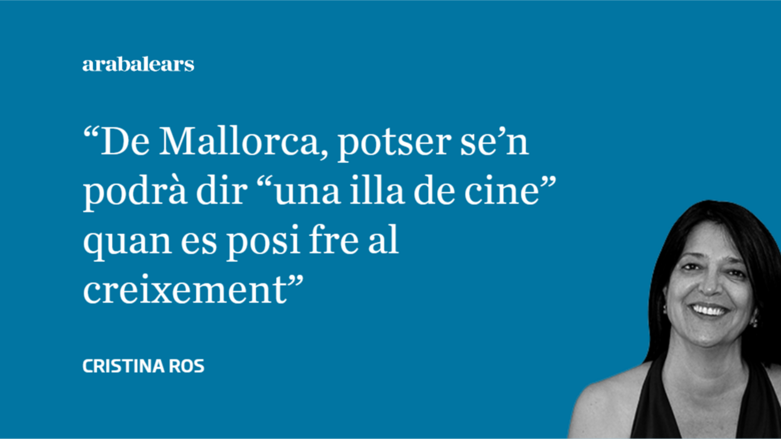 Mallorca, una illa de cine?