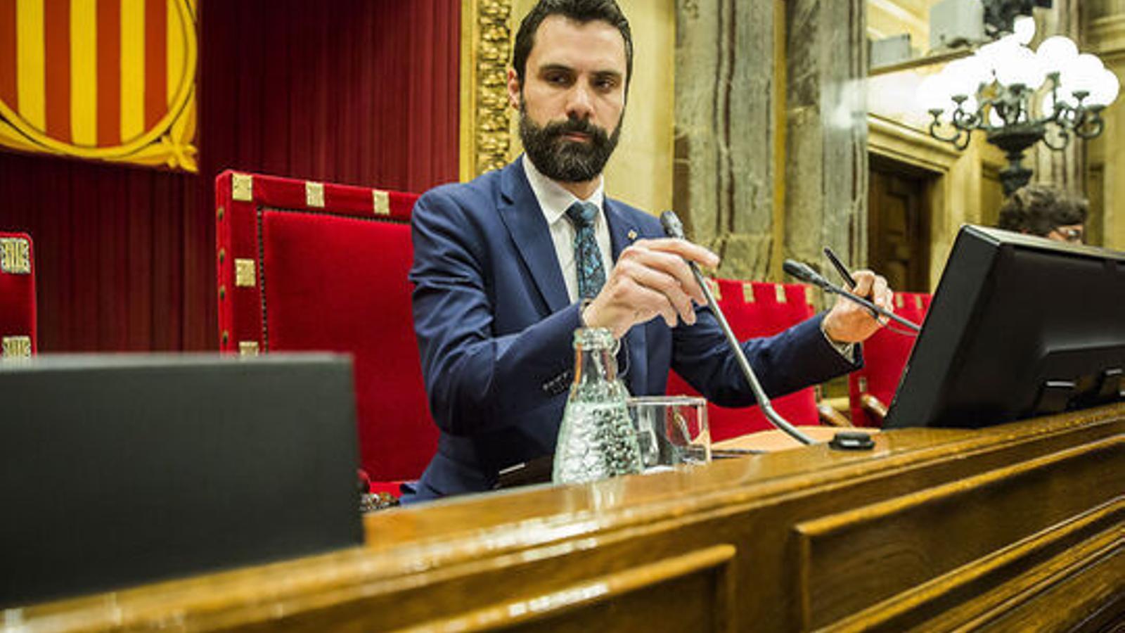 Torrent demanarà explicacions a la ministra de Defensa sobre l'espionatge i apunta al CNI