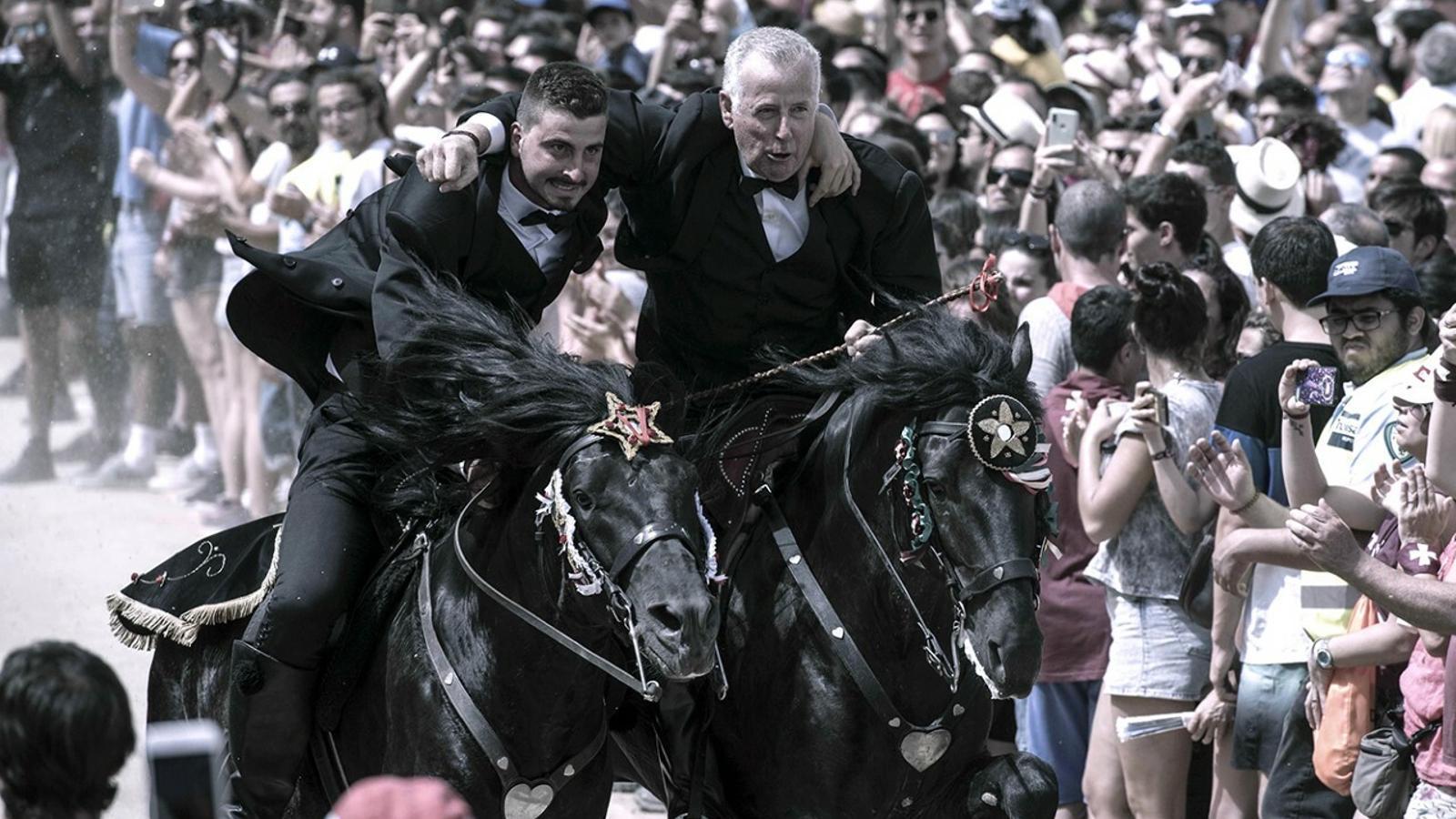 Els 'Jocs des Pla' han posat la cloenda a unes festes de Sant Joan sense incidents destacables.