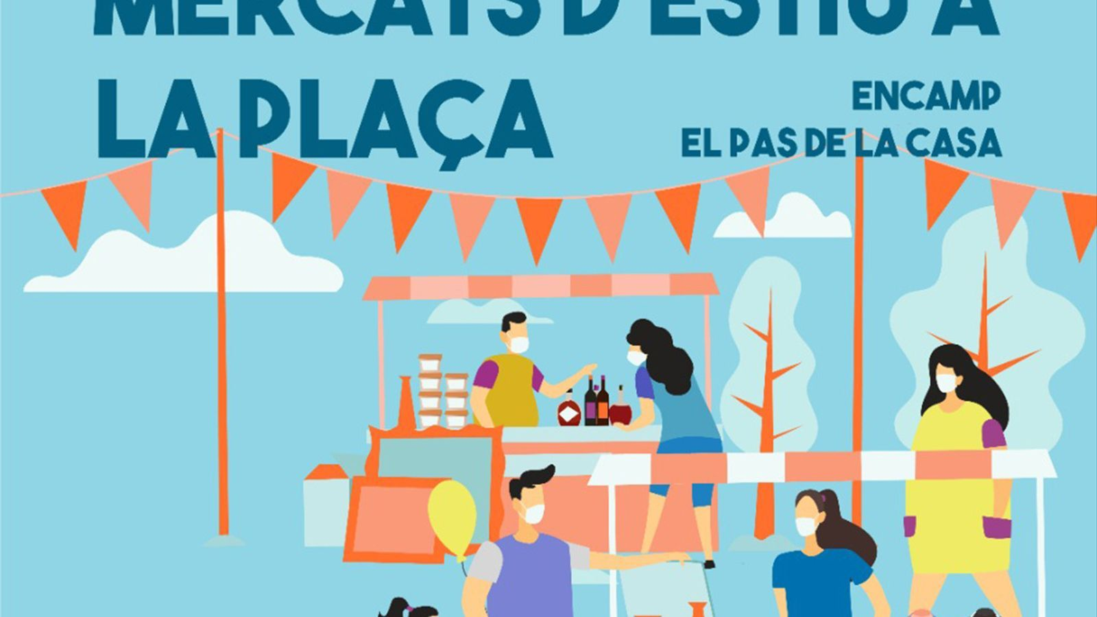 Cap de setmana de mercat d'artesania d'inspiració medieval a Encamp