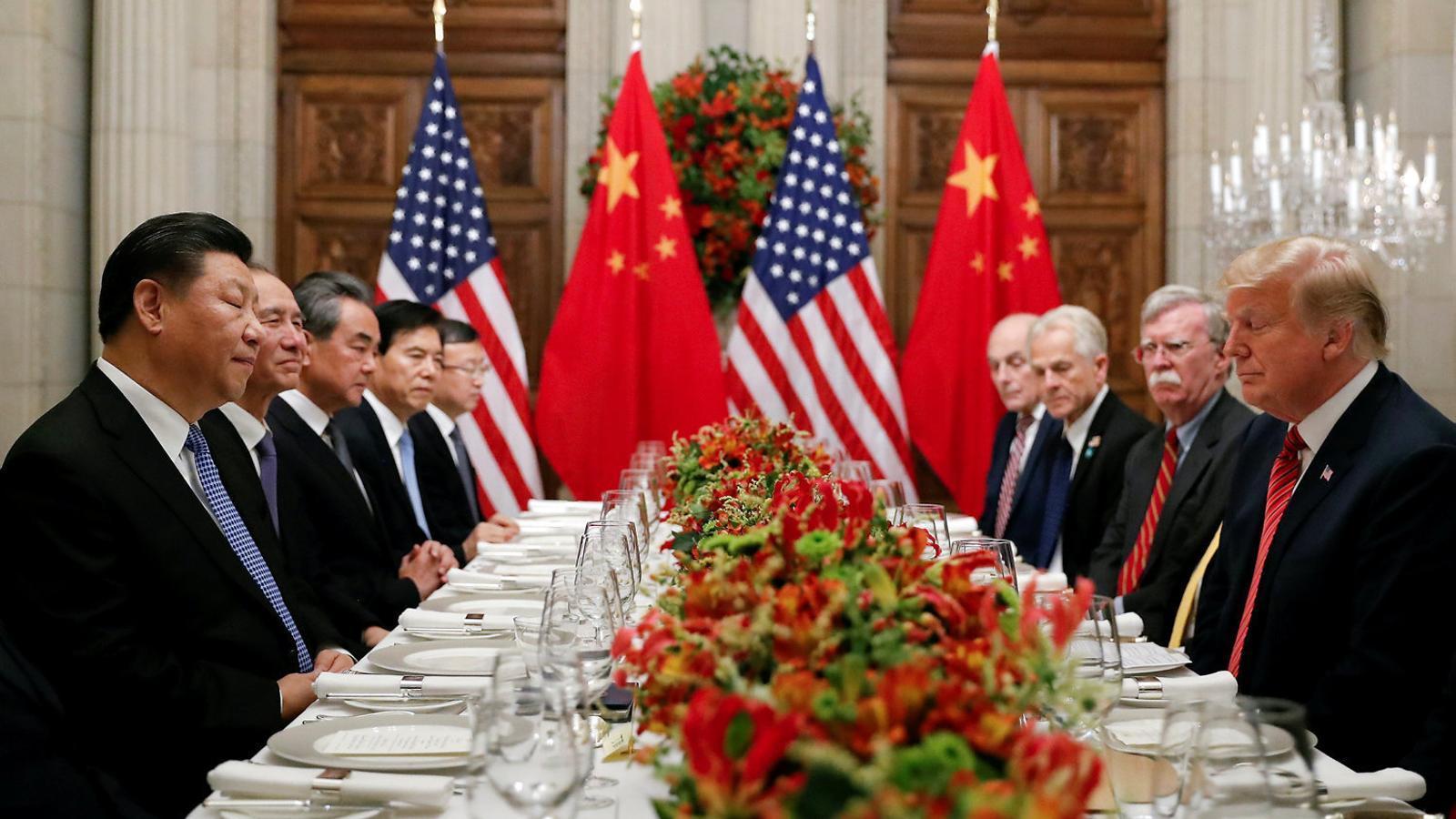 Els Estats Units i la Xina fan un gest per la distensió al G-20