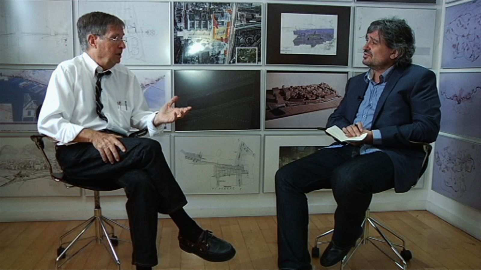 Entrevista de Carles Capdevila a Joan Busquets