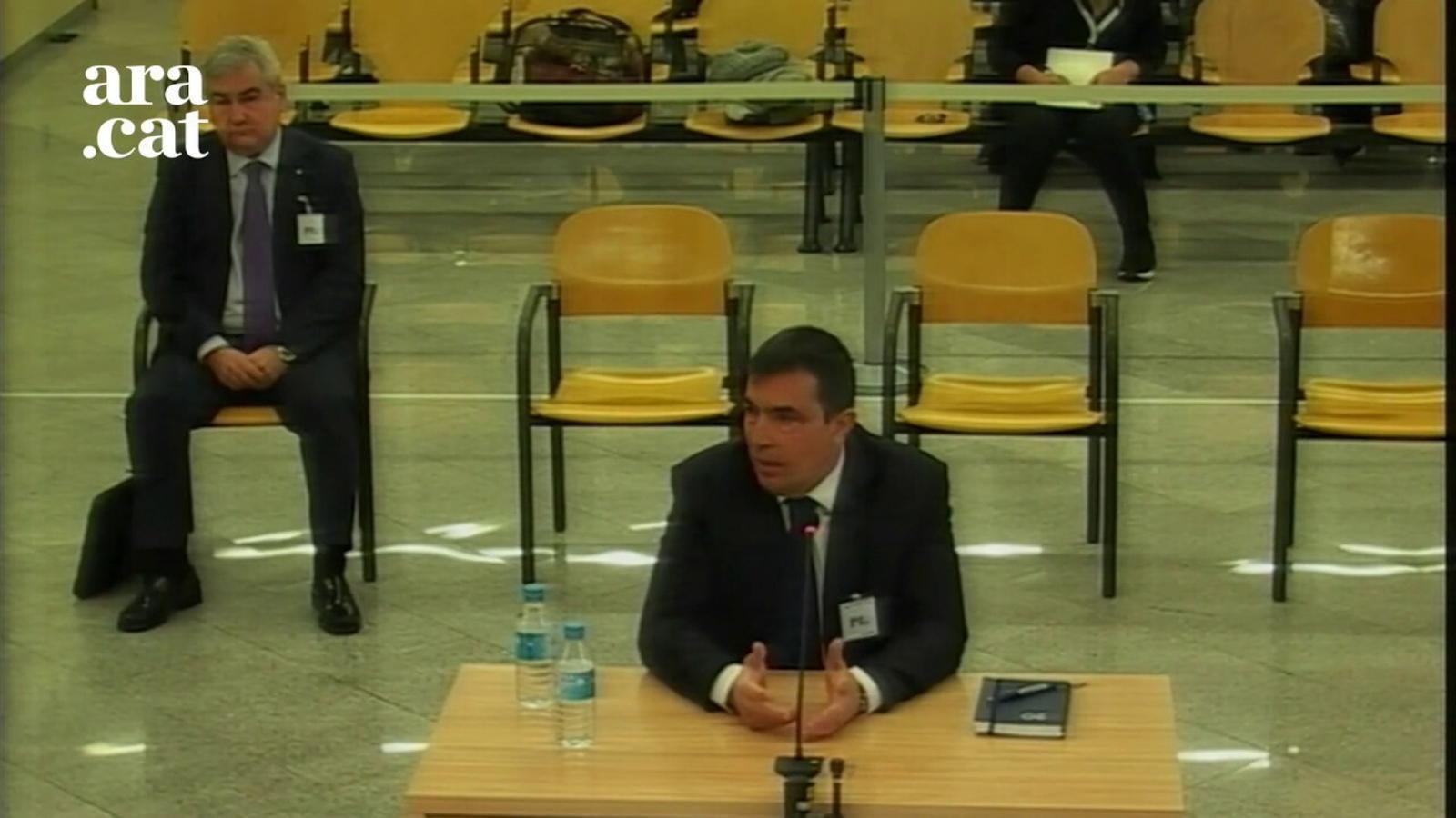 Pere Soler i Cèsar Puig minimitzen la seva capacitat per impedir l'1-O i exculpen els Mossos
