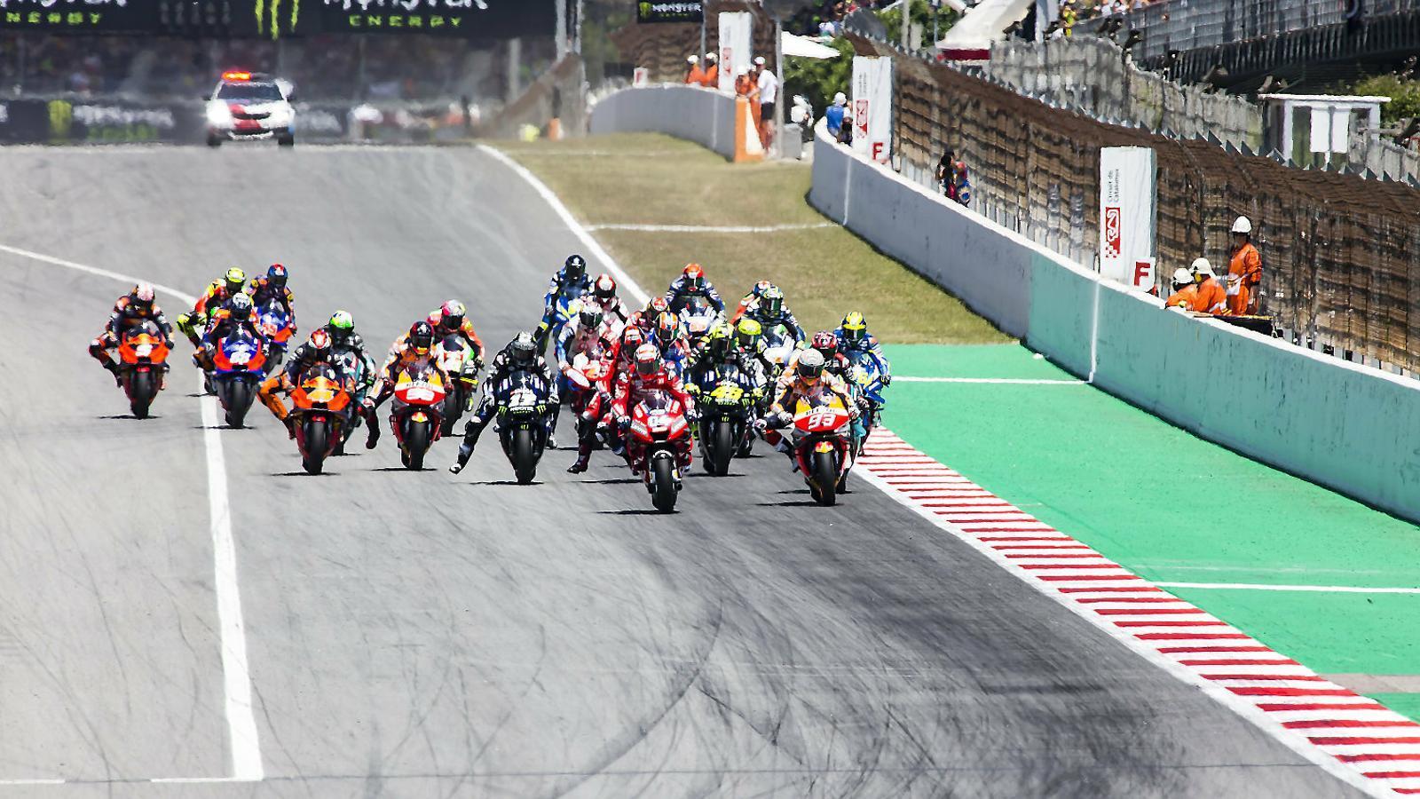 Acord per començar el Mundial de MotoGP amb una doble cita a Jerez els caps de setmana del 19 i 26 de juliol