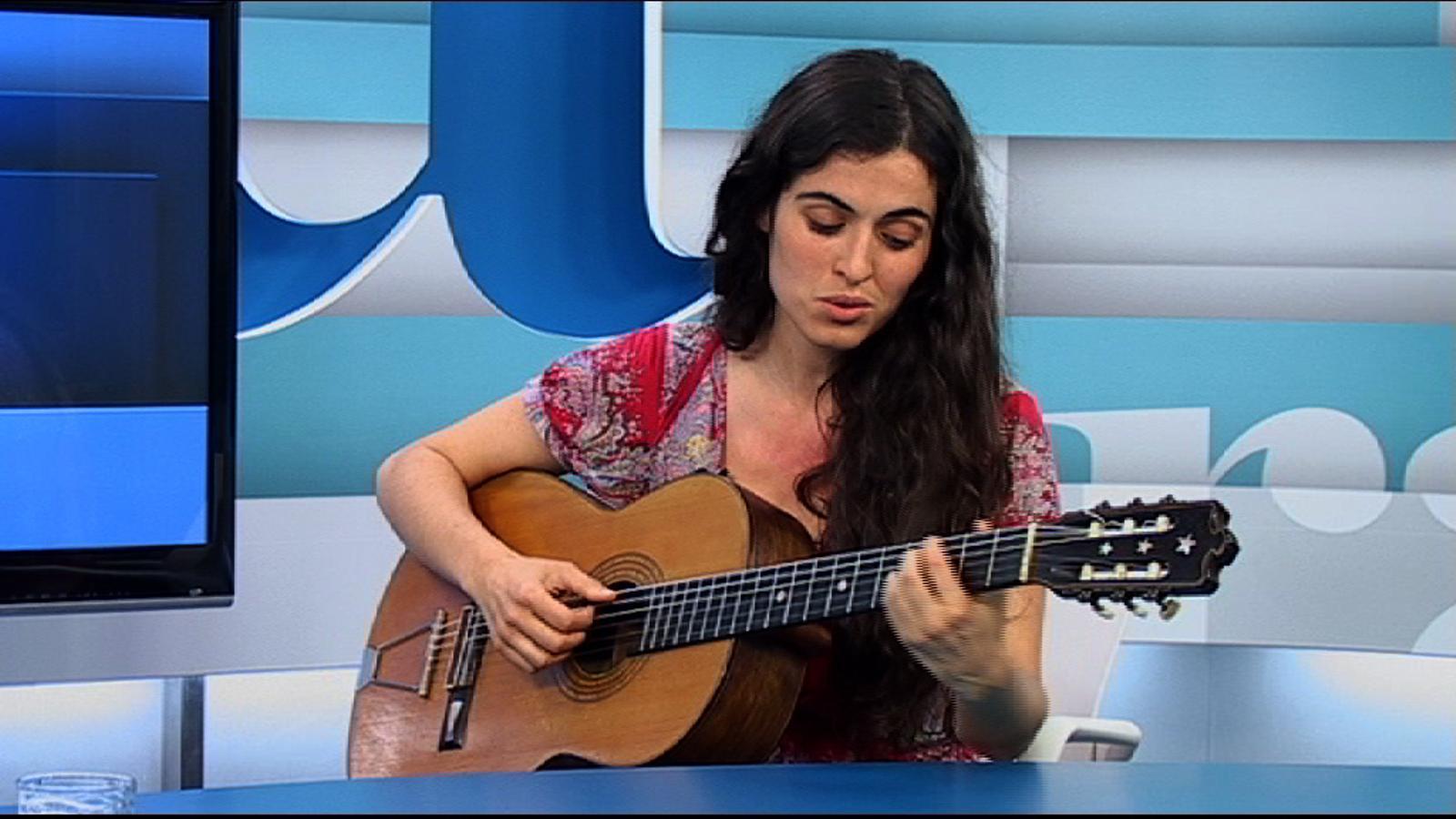 Sílvia Pérez Cruz canta 'Não Sei'