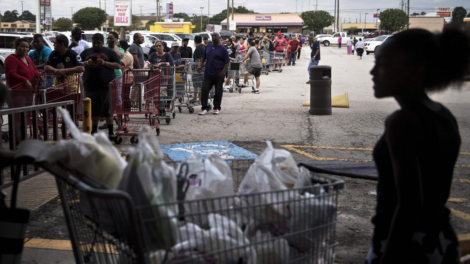 L'huracà Harvey i el canvi climàtic