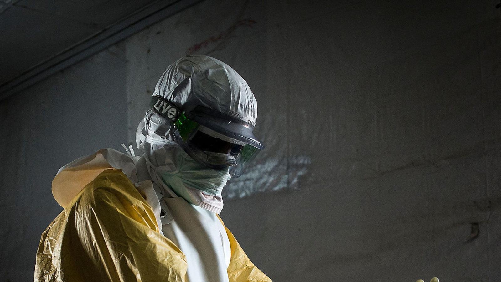 L'Ebola, una bomba de rellotgeria al segon país més gran de l'Àfrica