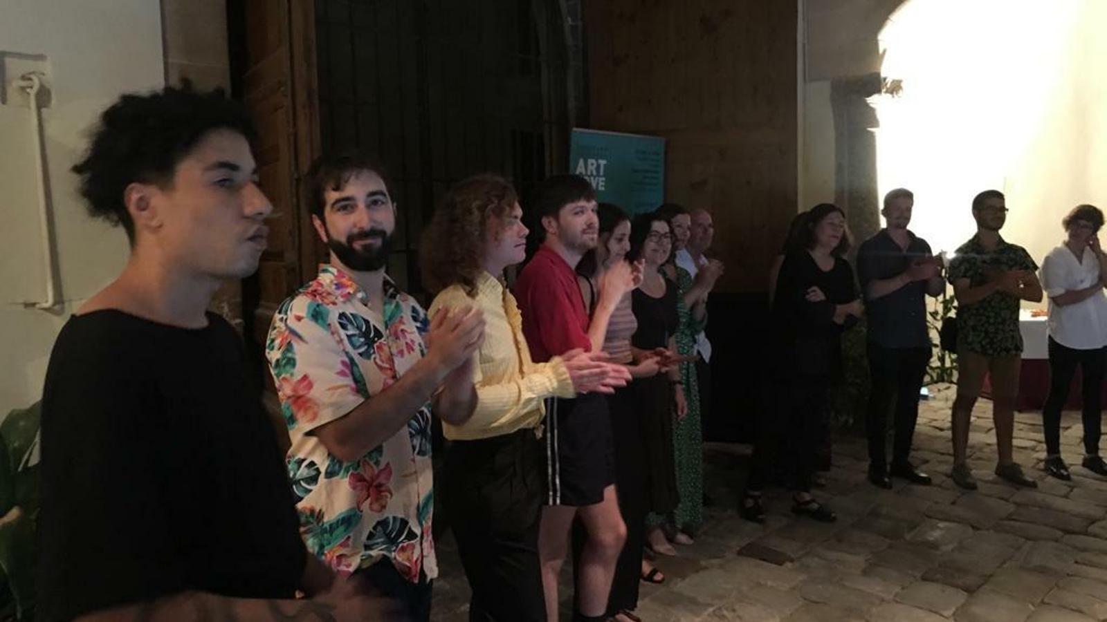 Luís Vidaña guanya el certamen d'Arts Visuals Art Jove 2019