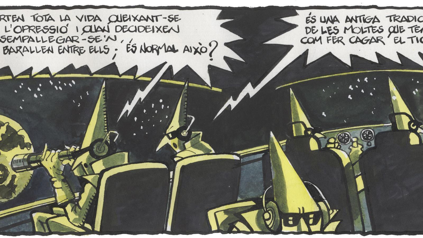 'A la contra', per Ferreres 03/03/2020
