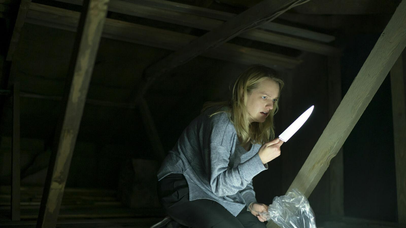 Elisabeth Moss en una imatge de la pel·lícula