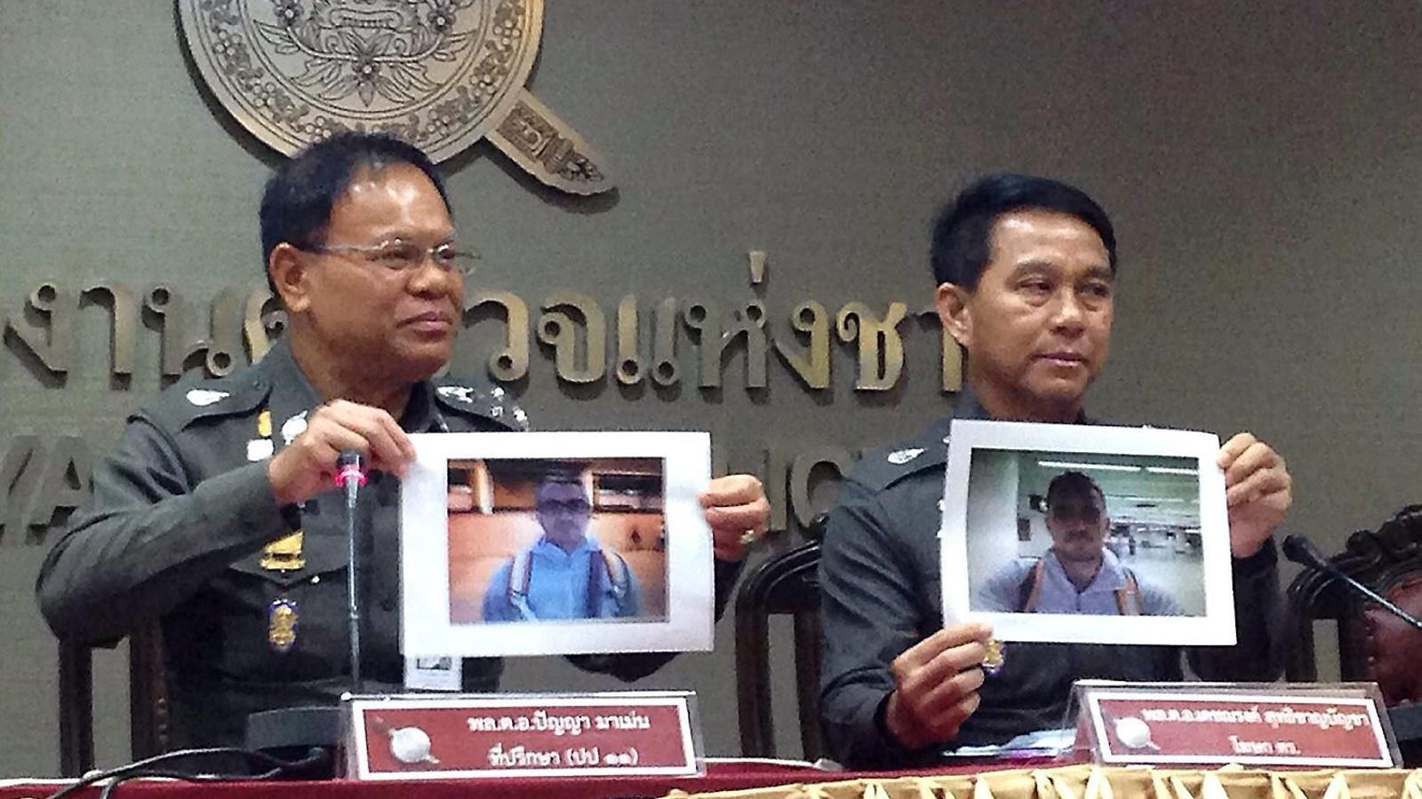El sospitós de l'assassinat de l'executiu català a Bangkok pot ser condemnat a pena de mort