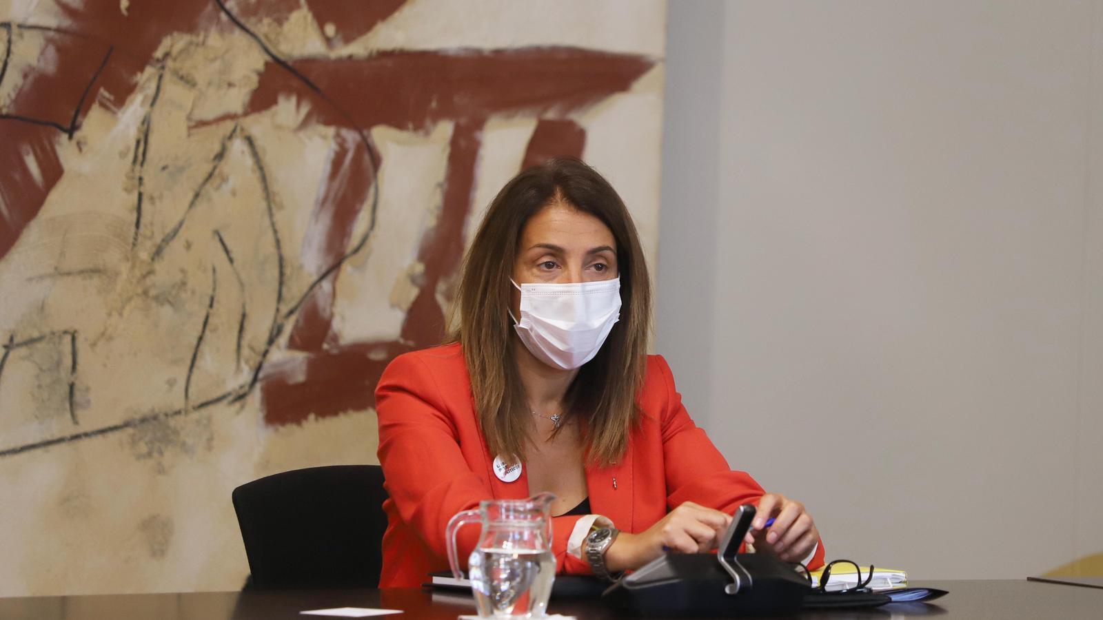 EN DIRECTE   Budó compareix després del consell executiu del Govern d'aquest dimarts