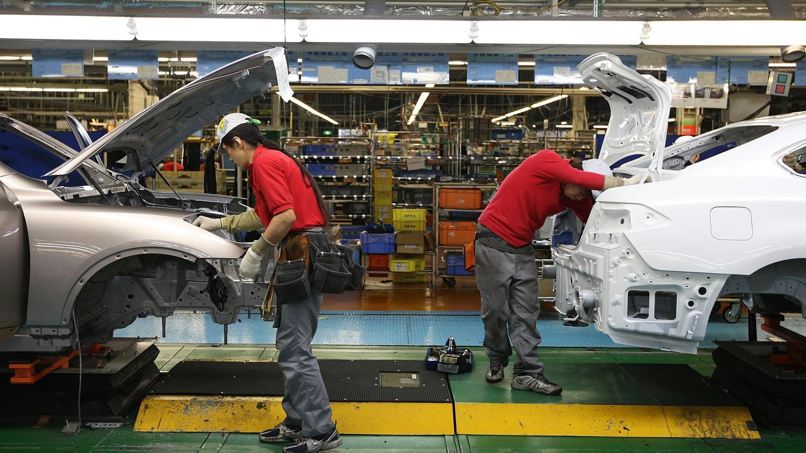 Nissan suspèn la producció a una planta del Japó pel coronavirus