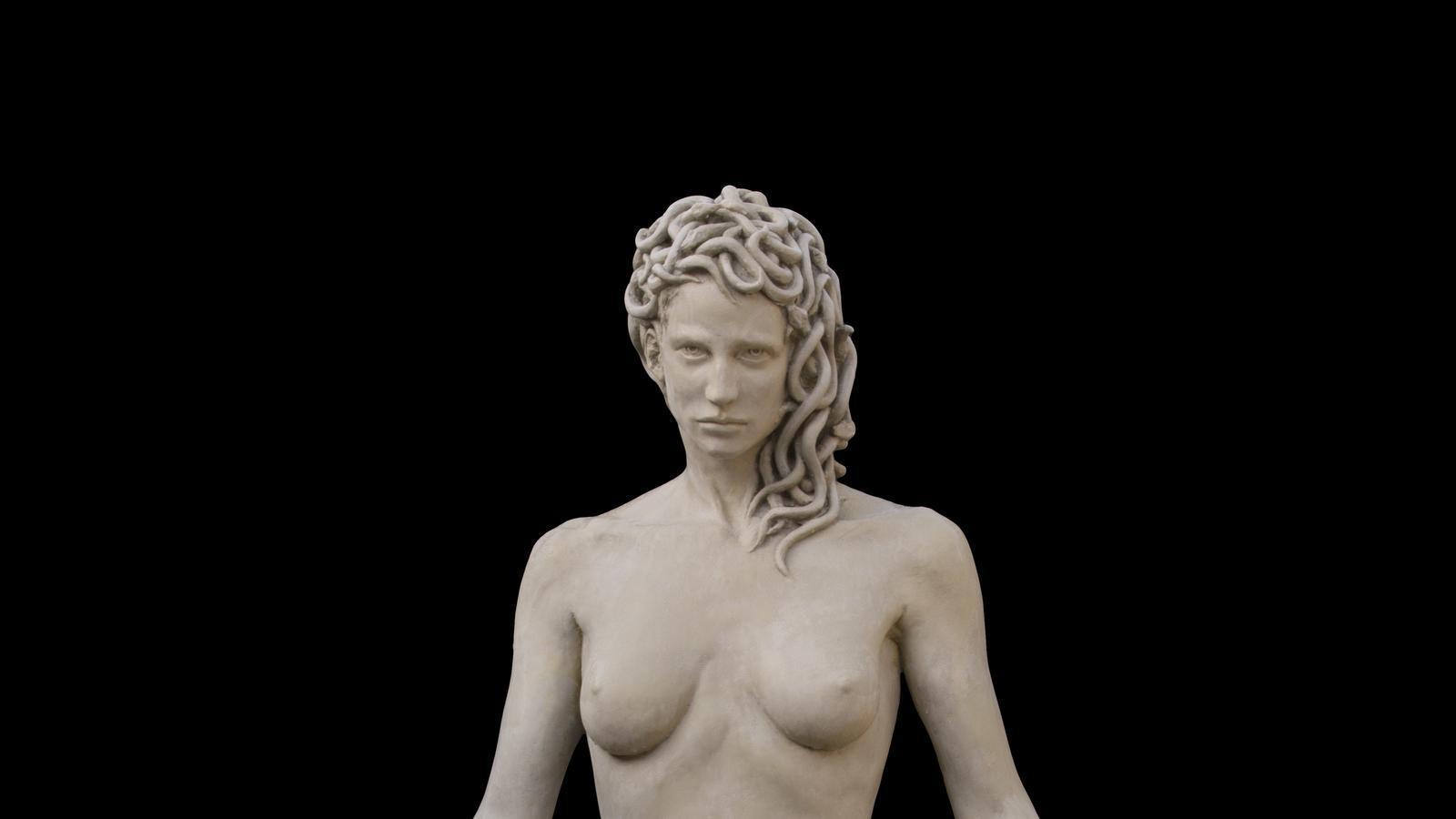 La polèmica Medusa de l'artista argentinoitalià Luciano Garbati