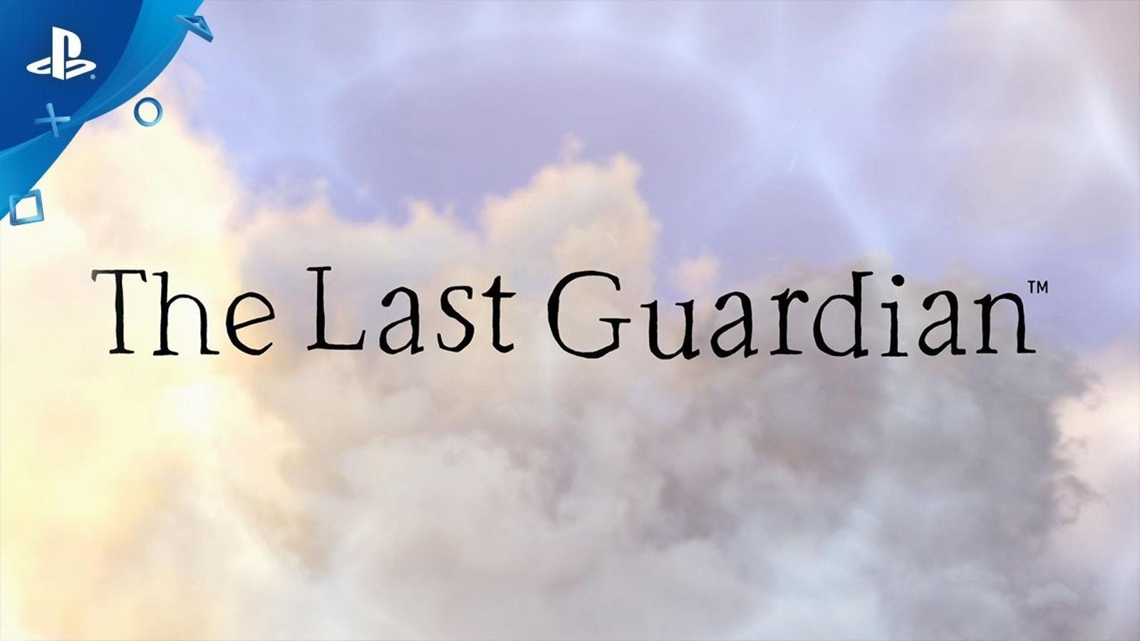 Tràiler de 'The Last Guardian'