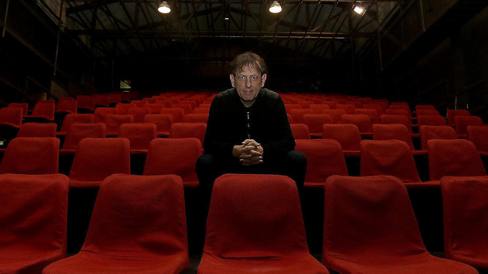 """Carles Molinet: """"Hem ajudat a crear un nou públic, abans no es plorava en mallorquí"""""""