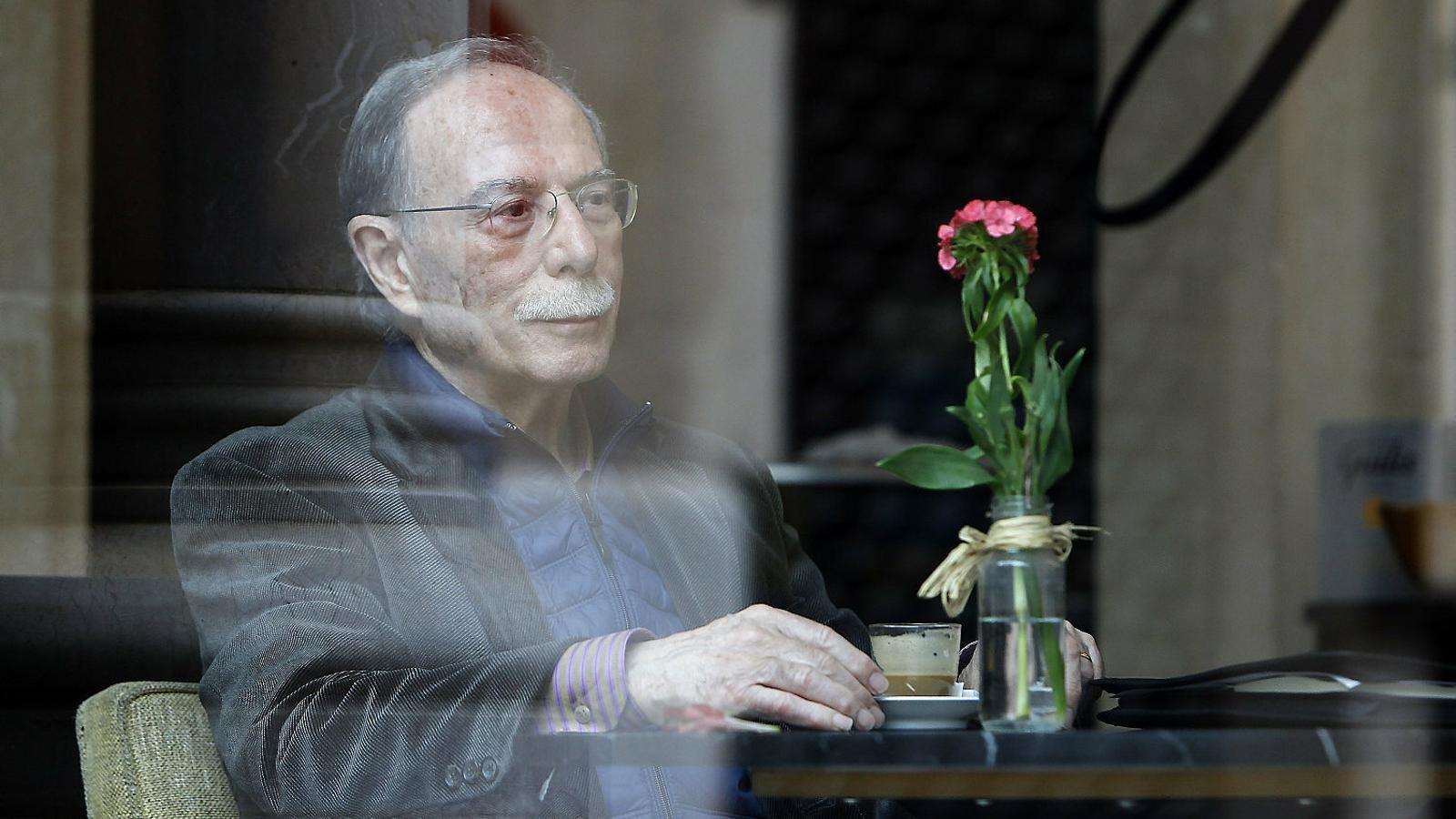 """""""L'art pot transformar les desgràcies en plaer estètic, i això és com una droga"""" Antoni Vidal Ferrando"""